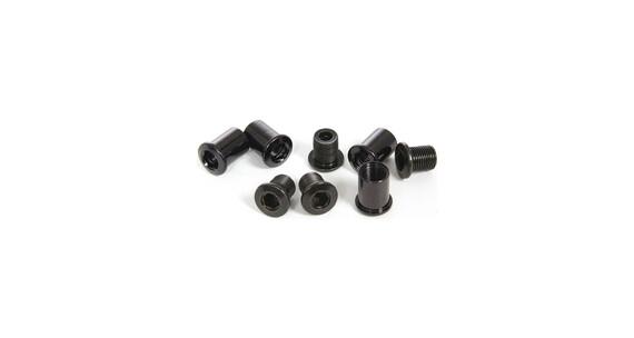 SRAM Tornillos para platos - para Red 2012/Red22/Force22 negro